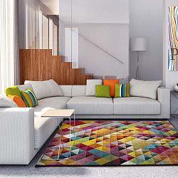 Belis Triangles szőnyeg, 140 x 200 cm - Universal