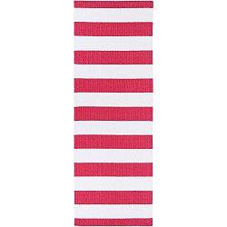 Birkas rózsaszín-fehér bel-/kültéri futószőnyeg, 70 x 200 cm - Narma