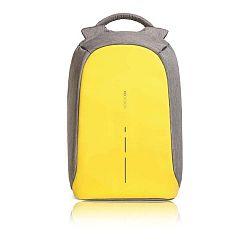 Bobby Compact citromsárga lopásbiztos hátizsák - XD Design