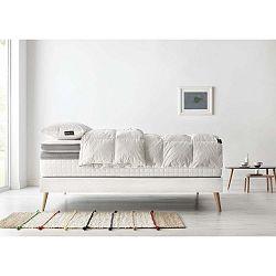 Bobo franciaágy matrac és paplan szett, 100 x 200 cm + 100 x 200 cm - Bobochic Paris