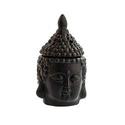Buddha fekete kerámia aromalámpa - Dakls