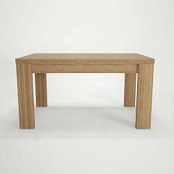 Bükkfa meghosszabbítható étkezőasztal, 160 x 75 cm - Artemob
