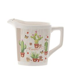 Cactus kerámia kancsó, 1 l - Kasanova