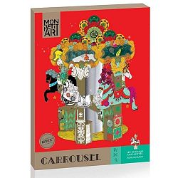 Carrousel papír körhinta - Mon Petit Art