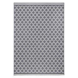 Chain szürke szőnyeg, 70 x 140 cm - Zala Living