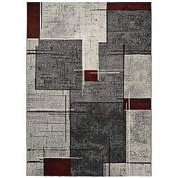 Ciudad sötétszürke szőnyeg, 80 x 150 cm - Universal