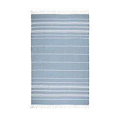 Classic kék hammam fürdőlepedő, 180x100cm - Kate Louise