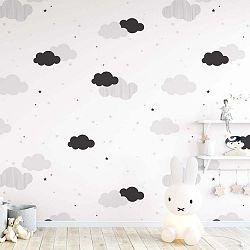 Clouds tapéta, 50x280cm - Dekornik