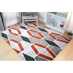 Cocktail Maitai Grey Terracotta szőnyeg, 80 x 150 cm - Flair Rugs
