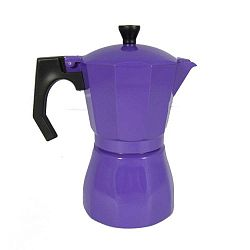 Coffee Maker lila kávéfőző, 385 ml - JOCCA