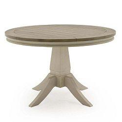 Croft kerek étkezőasztal borovi fenyőfából - VIDA Living