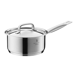 Cromargan® Gourmet Plus rozsdamentes szószos edény fedővel, ⌀ 16 cm - WMF