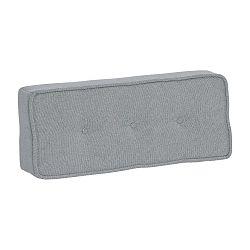 Custom kékesszürke háttámla elemes kanapéhoz - Vox