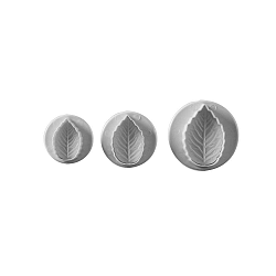 Cutters 3 darab levélformájú sütemény kiszúró - Mason Cash
