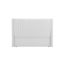 Dallas fehér ágytámla, 200 x 120 cm - Cosmopolitan design