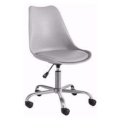 Dan szürke irodai szék - Støraa