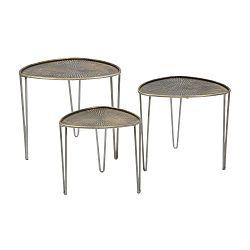 Delhi 3 darabos tárolóasztal szett - Mauro Ferretti