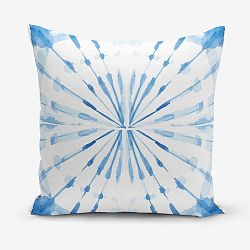 Ebrus pamutkeverék párnahuzat, 45 x 45 cm - Minimalist Cushion Covers