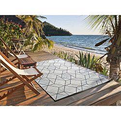 Elba világosszürke szőnyeg, 160x230 cm - Universal