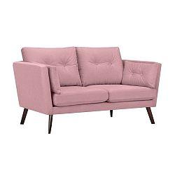 Elena kétszemélyes rózsaszín kanapé - Mazzini Sofas