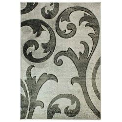 Elude Grey szürke szőnyeg, 120 x 170 cm - Flair Rugs