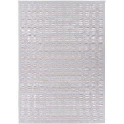 Esna Silver világosszürke kétoldalas szőnyeg, 80 x 250 cm - Narma