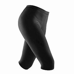 Fekete sportos legging szauna hatással, méret L - InnovaGoods