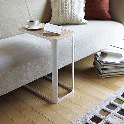 Frame fehér oldalasztal - YAMAZAKI