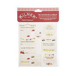 Fresh 24 darabos jelölő címke szett - Kilner