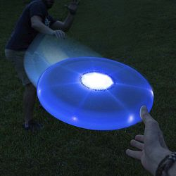 Frisbee beépített LED fénnyel - InnovaGoods