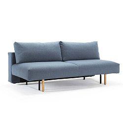 Frode kék kinyitható kanapé - Innovation
