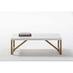 Galia fehér dohányzóasztal - Marckeric