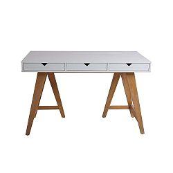 Gaudi fehér íróasztal - Marckeric
