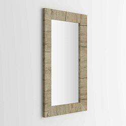 Giuditta fali tükör sherwood tölgy mintával, 65 x 110 cm - MobiliFiver