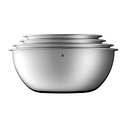 Gourmet 4 darabos rozsdamentes konyhai tál - WMF
