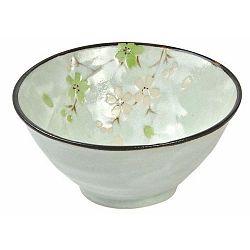 Green Cosmos porcelán tálka, 350 ml - Tokyo Design Studio