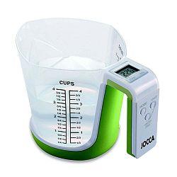 Green Cup digitális mérleg és mérőpohár - JOCCA