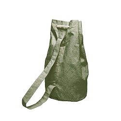 Green Moss egyszerű szövet táska, szélesség 40 cm - Linen