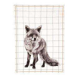 Grid Fox konyharuha, 50x70 cm - Present Time