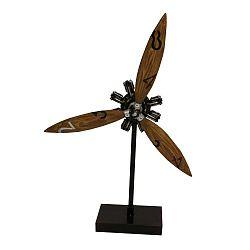 Hélice dekorációs propeller - Antic Line