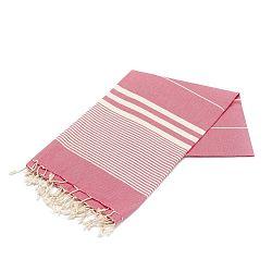 Hereke rózsaszín Hamam fürdőlepedő, 100 x 180 cm - Confetti