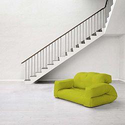 Hippo Pistacie kinyitható kanapéágy - Karup