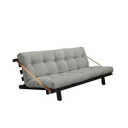 Jump Black/Grey kinyitható kanapéágy - Karup