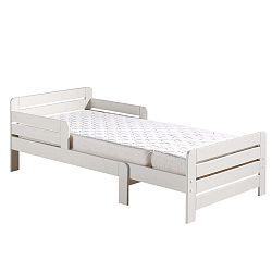 Jumper White fehér átalakítható ágy - Vipack