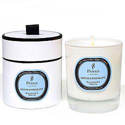 Kamilla és fehér tea illatú gyertya, égési idő 50 óra - Parks Candles London