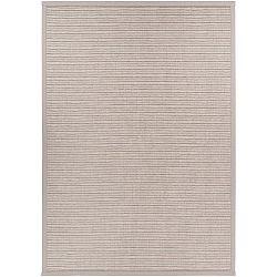 Kursi Beige bézs kétoldalas szőnyeg, 100 x 160 cm - Narma
