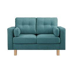 Laoga kék kétszemélyes kanapé - Stella Cadente Maison