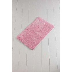 Lenso Lungo rózsaszín fürdőszobaszőnyeg, 100 x 60 cm