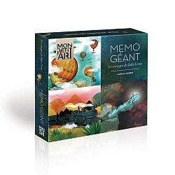 Les Voyages de Jules Verne memóriajáték - Mon Petit Art