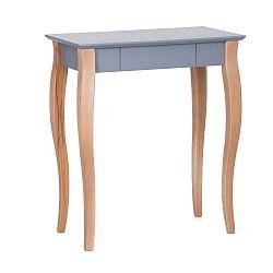 Lillo sötétszürke íróasztal, hossza 65 cm - Ragaba